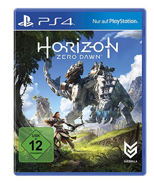 Horizon: Zero Dawn für PS4, Guerilla Games, Niederlande