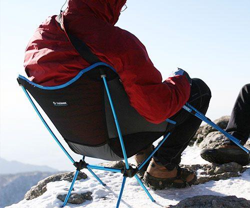 ausklappbarer Stuhl - Helinox One