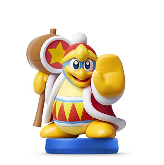 König Dedede amiibo - Kirby Collection