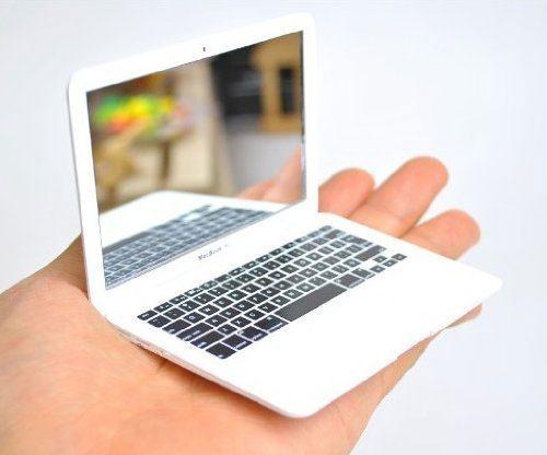 Kosmetikspiegel MacBook Air