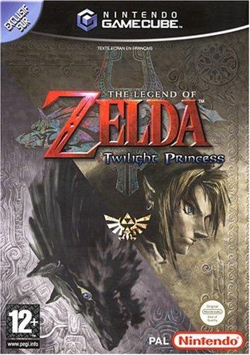 The Legend of Zelda: Twilight Princess, seltenes Gamecube Spiel