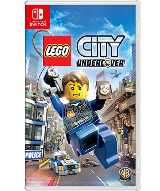 Lego City Undercover für die Nintendo Switch, TT Fusion, England Warner