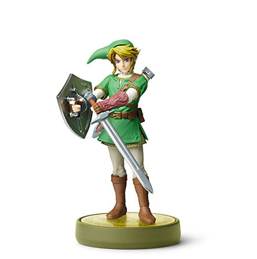 Link Twilight princess Zelda amiibo