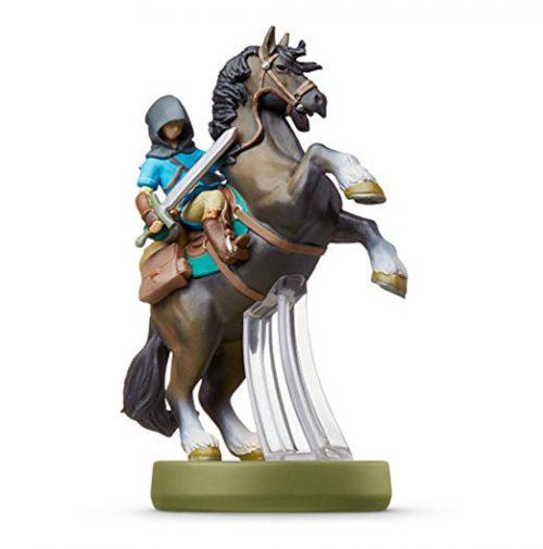 Link (Reiter) - Zelda amiibo Figur Pferd