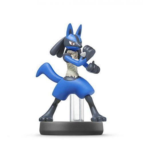 Lucario amiibo - rare und seltene amiibo Figur Super Smash Bros.