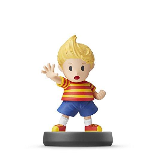 Lucas Nintendo amiibo