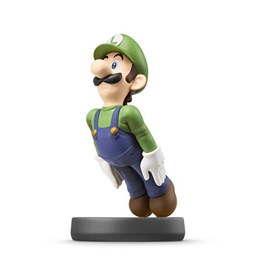 Luigi Super Smash Bros. amiibo
