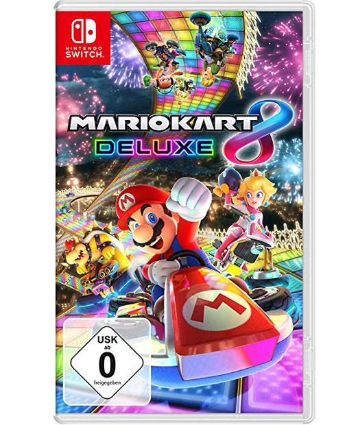 Mario Kart 8 Deluxe für die Nintendo Switch, Nintendo, Japan