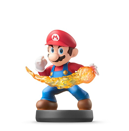 Mario - Super Smash Bros. amiibo Figur