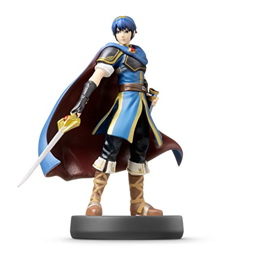 Marth amiibo Figur Path of Radiance Hauptfigur