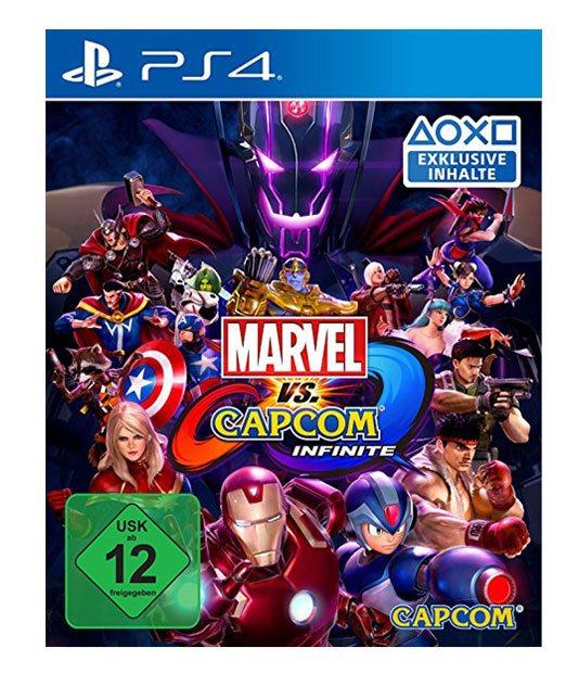 Marvel vs. Capcom Infinite für PS4, Capcom, Japan