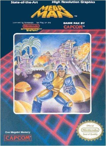 Mega Man 1 - NES