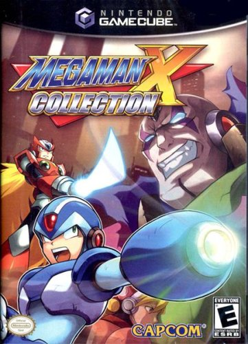 Mega Man X Collection (us), sehr seltenes Gamecube Videospiel