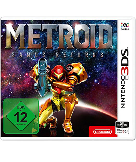 Metroid Samus Returns für Nintendo 3DS, Mercury Steam, Nintendo, Spanien