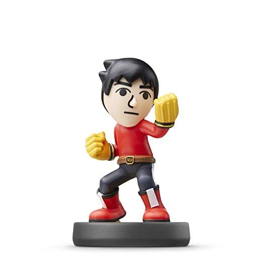 Nintendo Mii-Boxer amiibo