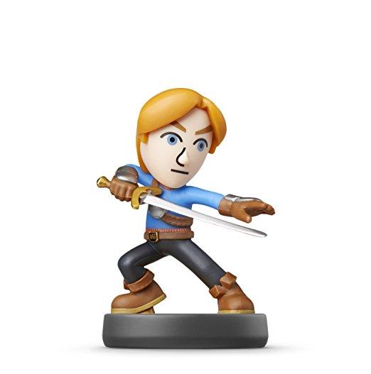Mii-Schwertkämpfer Nintendo amiibo
