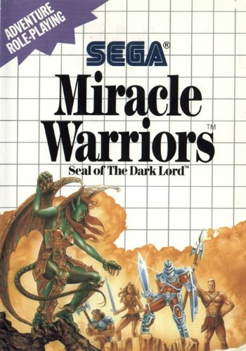 Miracle Warriors für den Master System