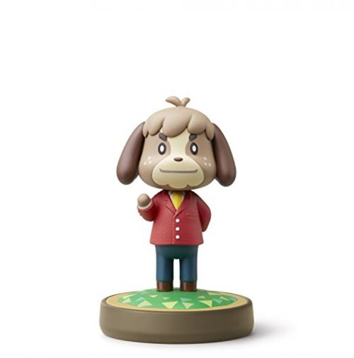 Moritz amiibo - Animal Crossing