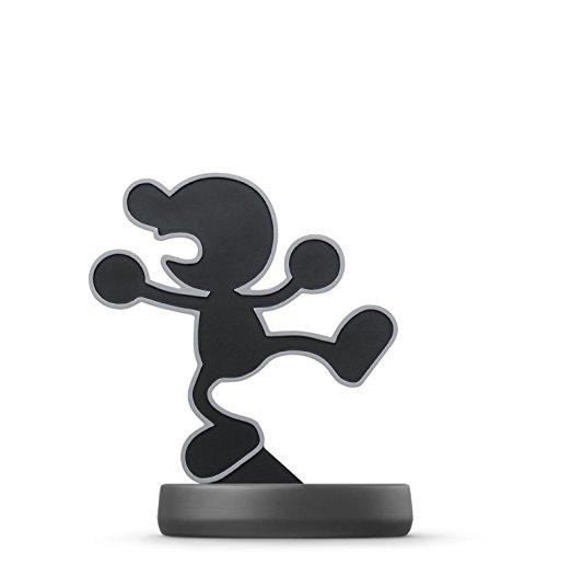 Nintendo Mr. Game & Watch amiibo Spielfigur