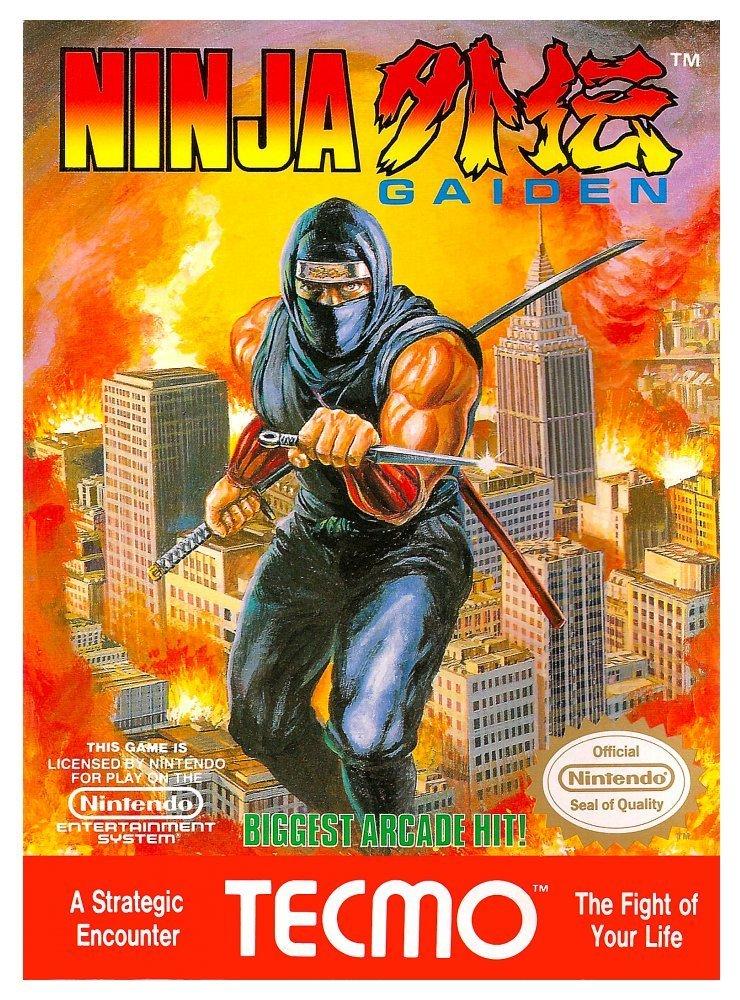 Ninja Gaiden – Shadow Warriors, seltenes Videospiel für NES