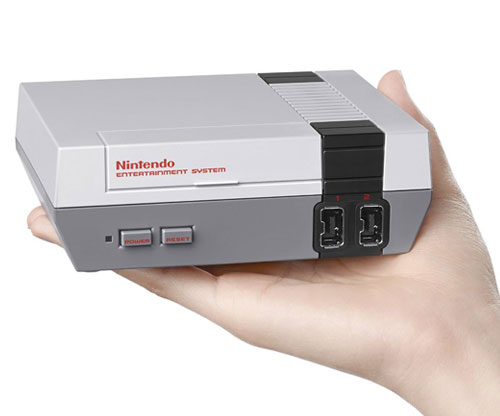Nintendo Home Entertainment System Classic Mini