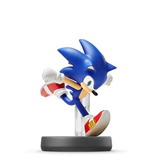 Sonic hedgehog Sega amiibo Figur