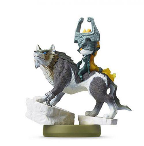 Wolf-Link Zelda amiibo Spielfigur