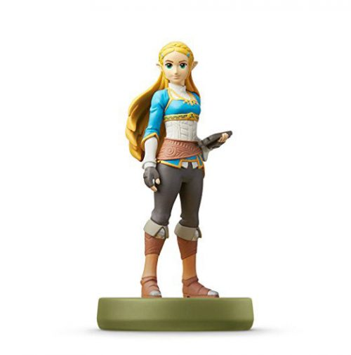 Zelda amiibo - Breath of the Wild