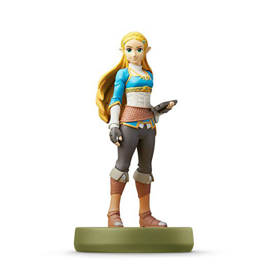 Zelda amiibo - Breath of the Wild