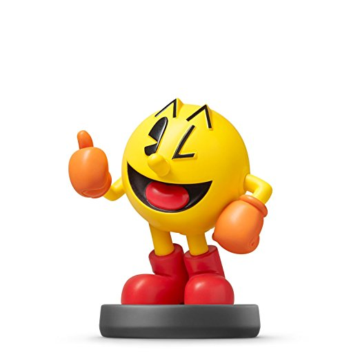 PAC-MAN Nintendo amiibo