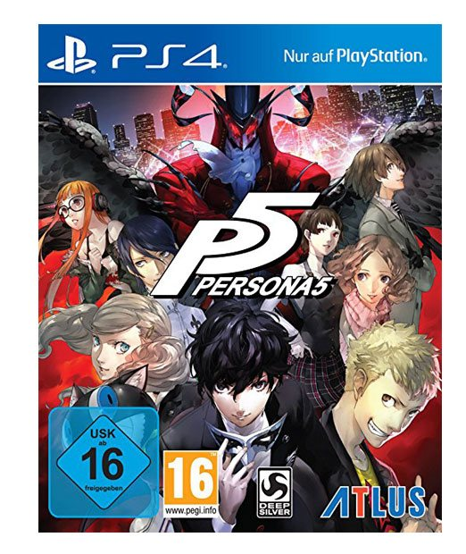 Persona 5 - nur Playstation 4, Atlus, Japan