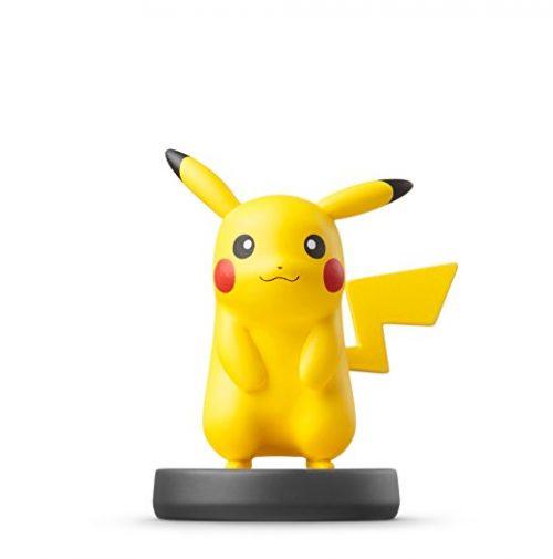 Nintendo amiibo Pikachu Pokemon