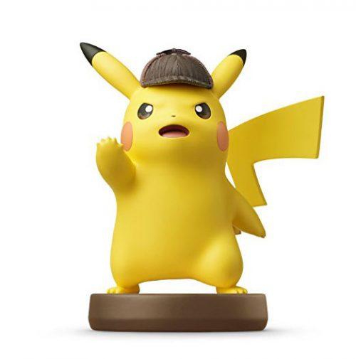 Meisterdetektiv Pikachu amiibo