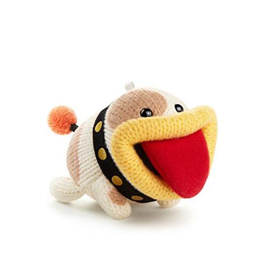 Nintendo amiibo Schnuffel Poochy aus Woolly World