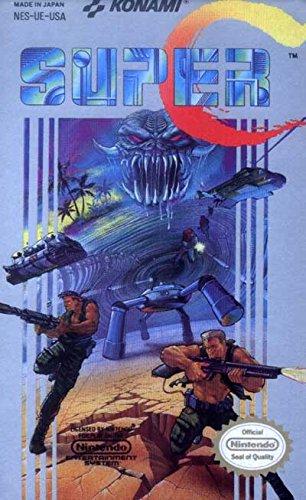 Probotector 2 für den Nintendo NES, sehr selten