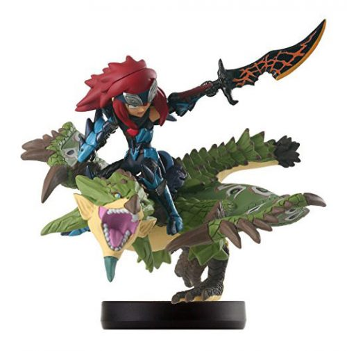 Rathian und Cheval amiibo - Monster Hunter