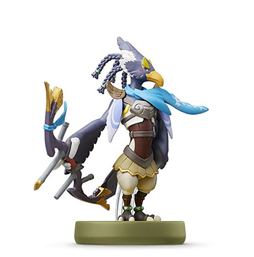 Revali Zelda amiibo