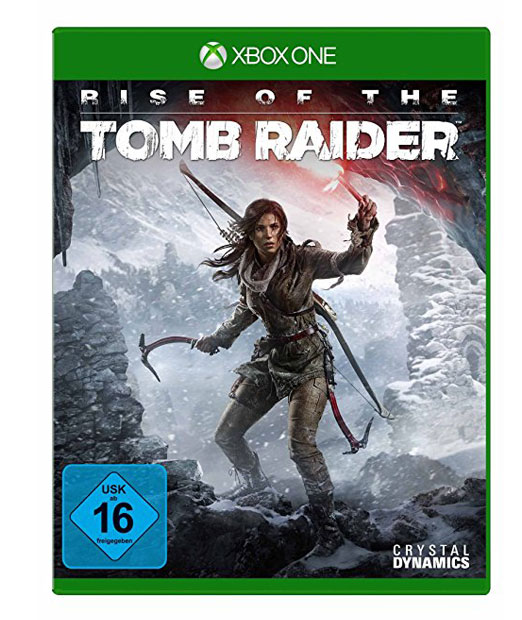 Rise of the Tomb Raider für XBox One, Crystal Dynamics, England, Square Enix