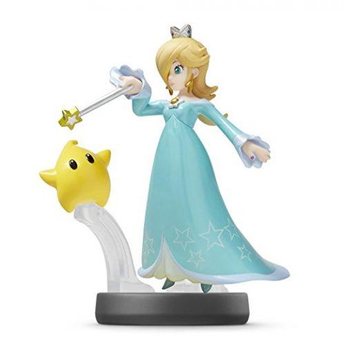 Rosalina seltene und wertvolle Nintendo amiibo Figur