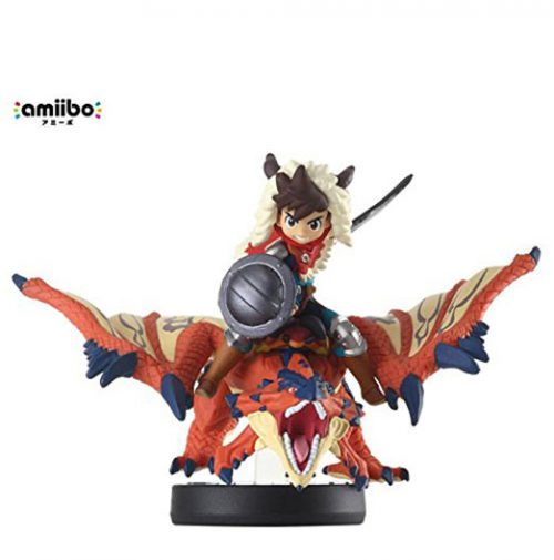 Monster Hunter Capcom amiibo - Rathalos und Reiter