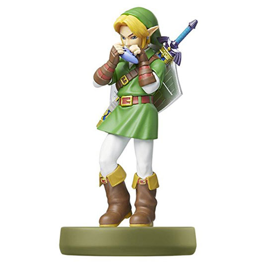 Link Zelda amiibo - Ocarina of Time