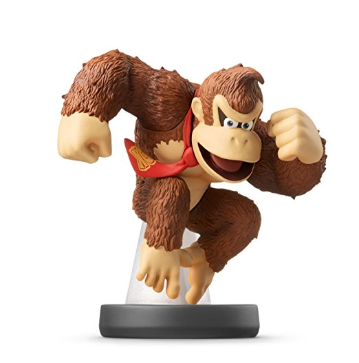 Nintendo Donkey Kong Kämper Super Smash Bros.