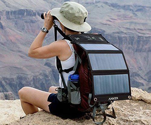 Anker Rucksack-Solar-Ladegerät / Charger