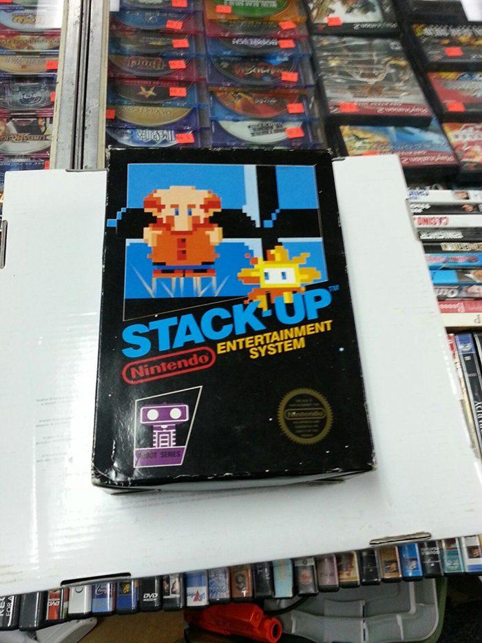 Stack-Up NES, Sammlerstück