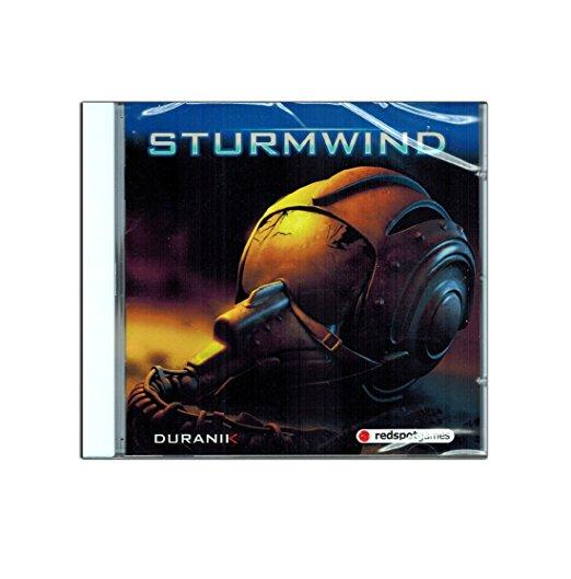 Sturmwind, einzigartiger Shoot'em Up und sehr wertvoll