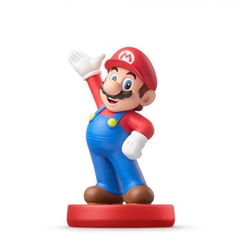 Super Mario Collection amiibo