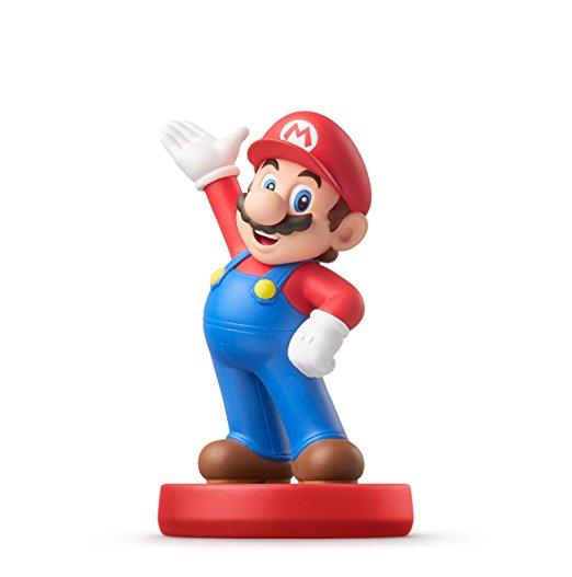 Super Mario Collection amiibo