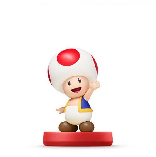 Toad - Nintendo amiibo