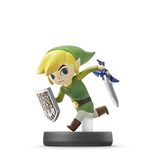 Toon-Link Zelda amiibo Spielfigur