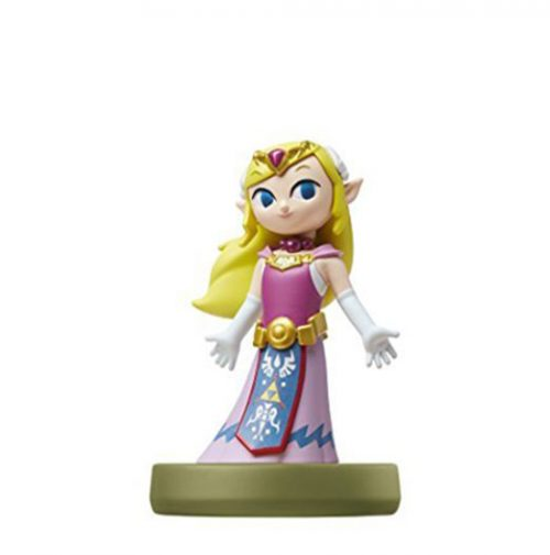 Toon Zelda amiibo The Wind Waker